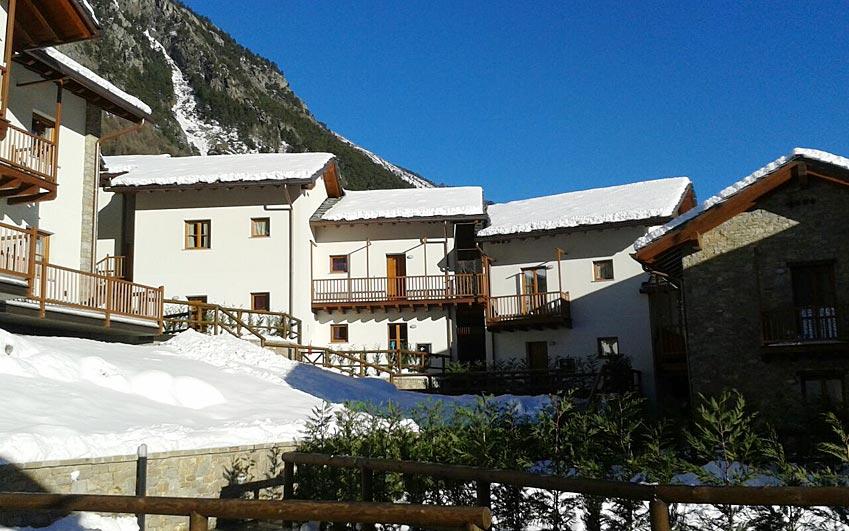 residence villaggio delle alpi a pr saint didier